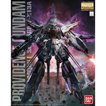 Master Grade Providence Gundam Box