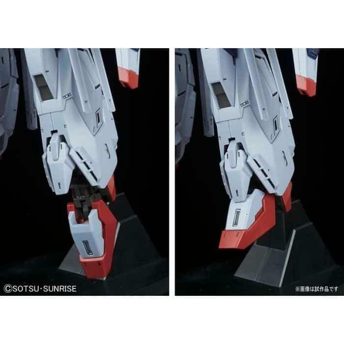 Master Grade Providence Gundam Pose 9
