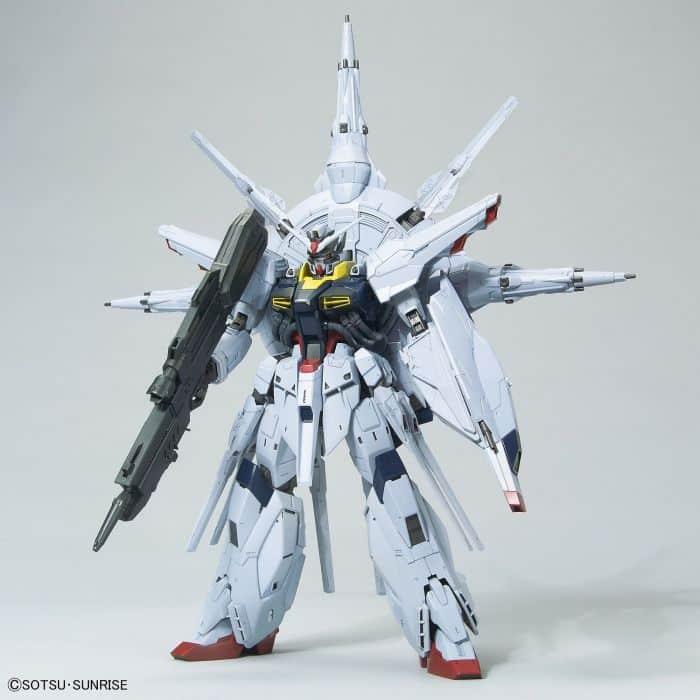 Master Grade Providence Gundam Pose 1
