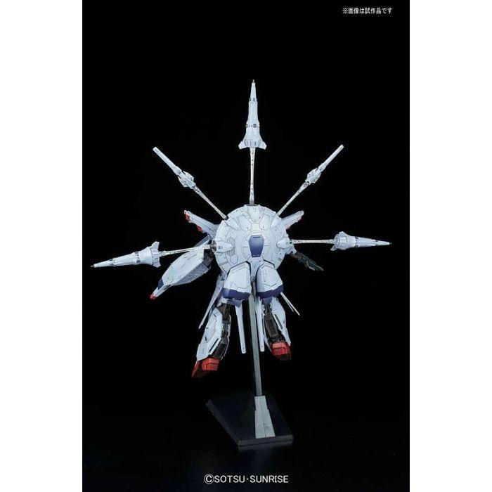 Master Grade Providence Gundam Pose 3