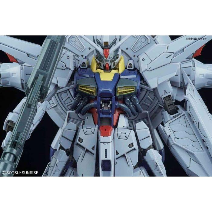 Master Grade Providence Gundam Pose 5