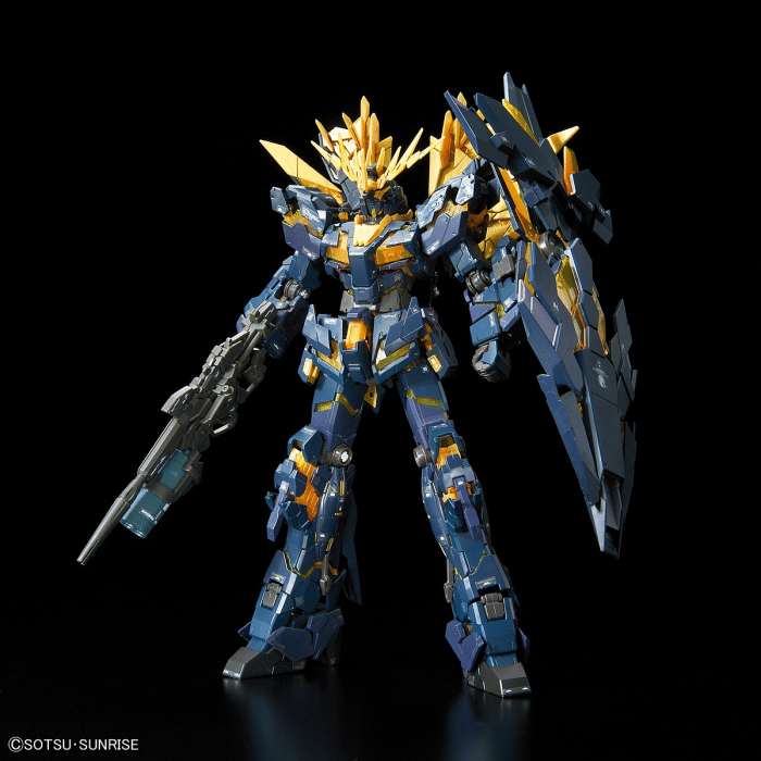 Real Grade Unicorn Gundam 02 Banshee Norn Pose 1