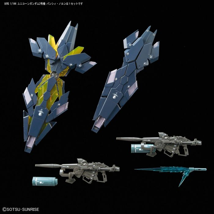 Real Grade Unicorn Gundam 02 Banshee Norn Pose 8