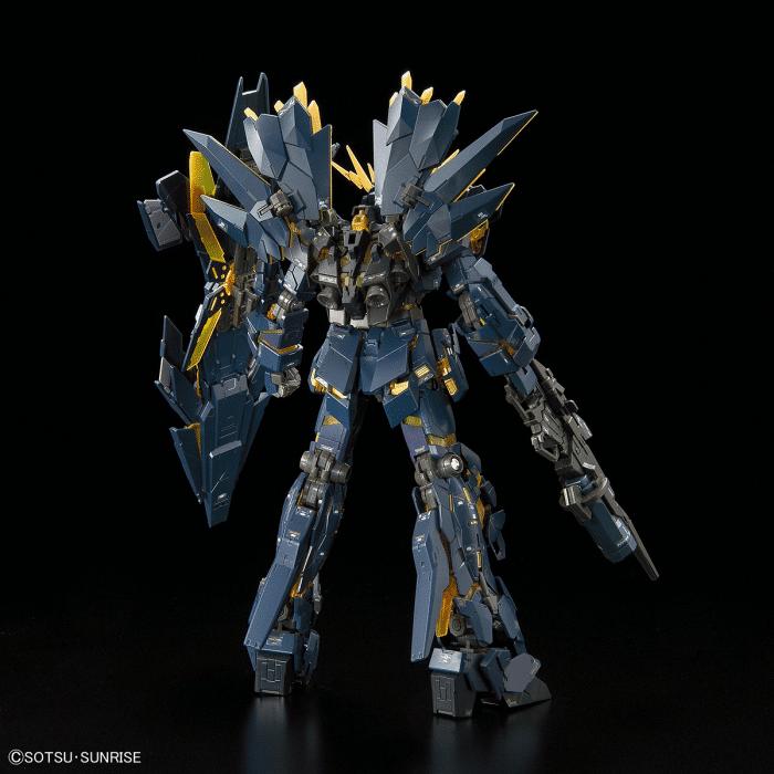 Real Grade Unicorn Gundam 02 Banshee Norn Pose 2