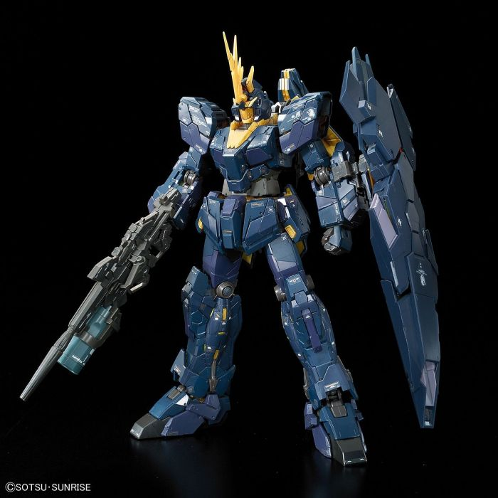 Real Grade Unicorn Gundam 02 Banshee Norn Pose 5