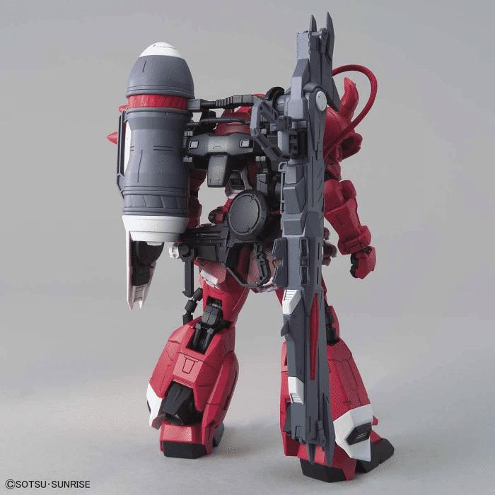 Master Grade Gunner Zaku Warrior Lunamaria Hawke Custom Pose 2