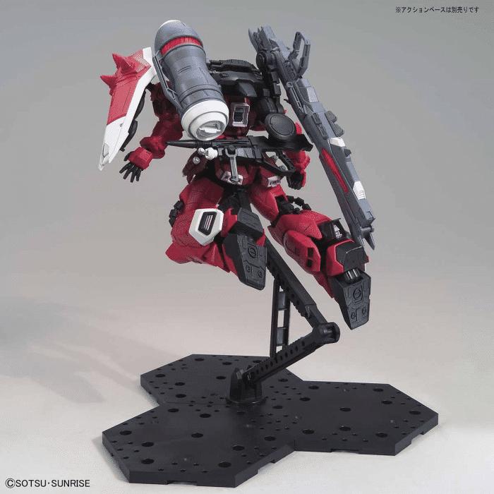 Master Grade Gunner Zaku Warrior Lunamaria Hawke Custom Pose 8