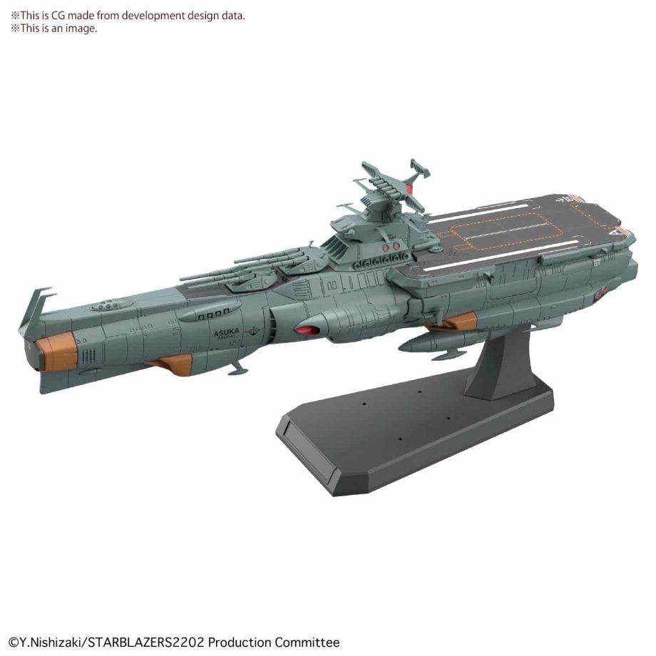 EFCF Fast Combat Support Tender DAOE-01 Asuka Pose 1