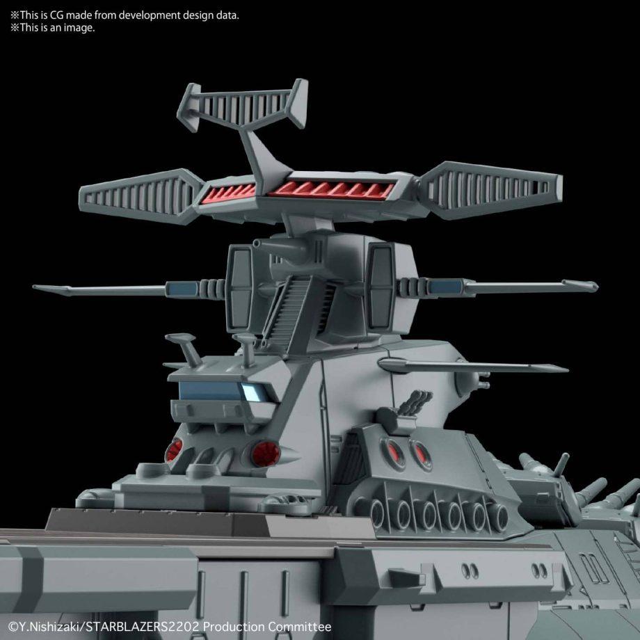EFCF Fast Combat Support Tender DAOE-01 Asuka Pose 3