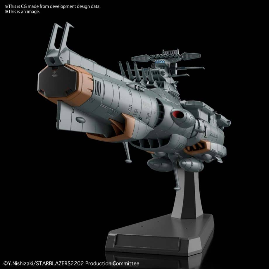 EFCF Fast Combat Support Tender DAOE-01 Asuka Pose 4