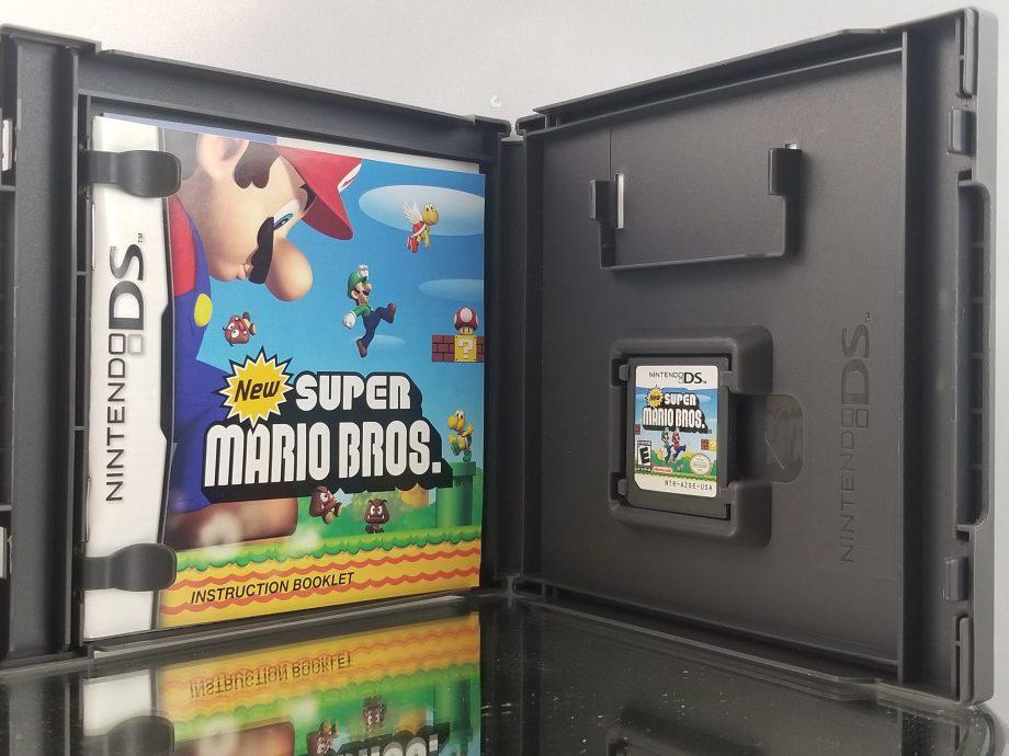 New Super Mario Bros Disc