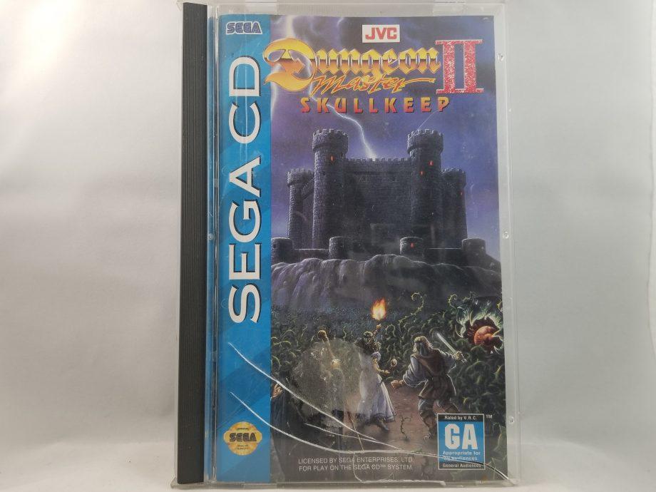 Dungeon Master II The Legend Of Skullkeep Front