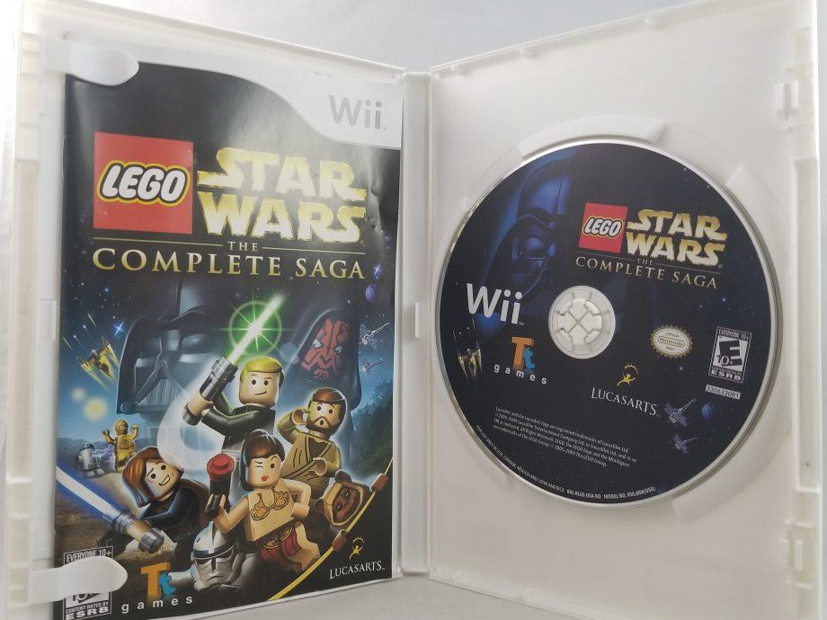 LEGO Star Wars The Complete Saga Disc