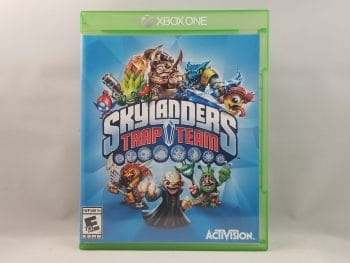 Skylanders Trap Team Front