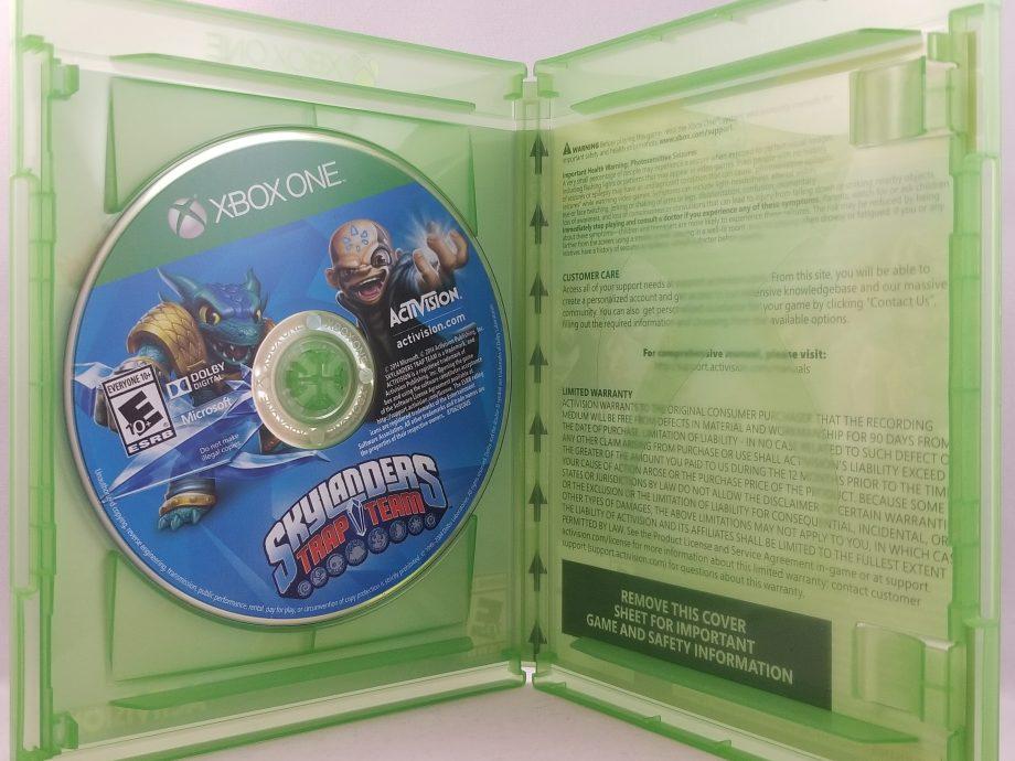 Skylanders Trap Team Disc