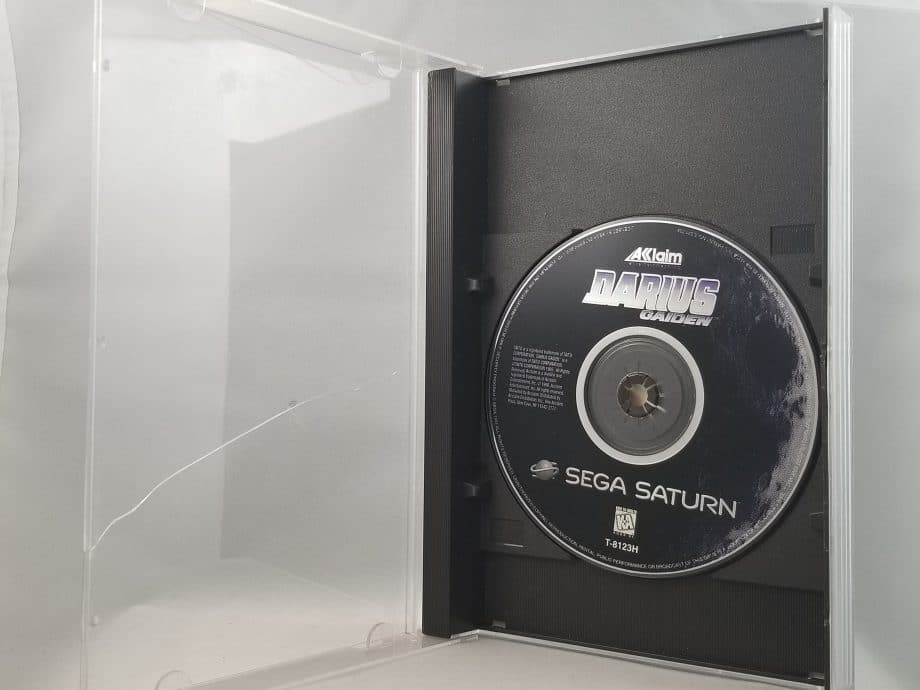 Darius Gaiden Disc