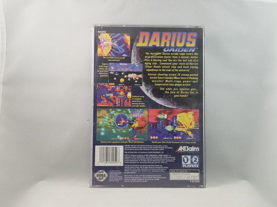 Darius Gaiden Back