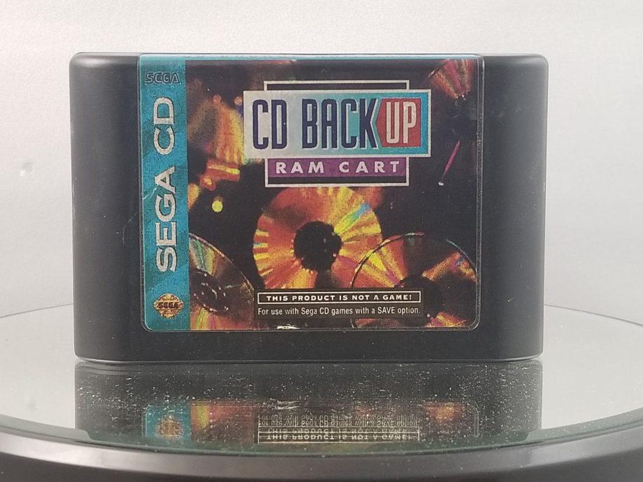 Sega CD Back Up Ram Cart Front