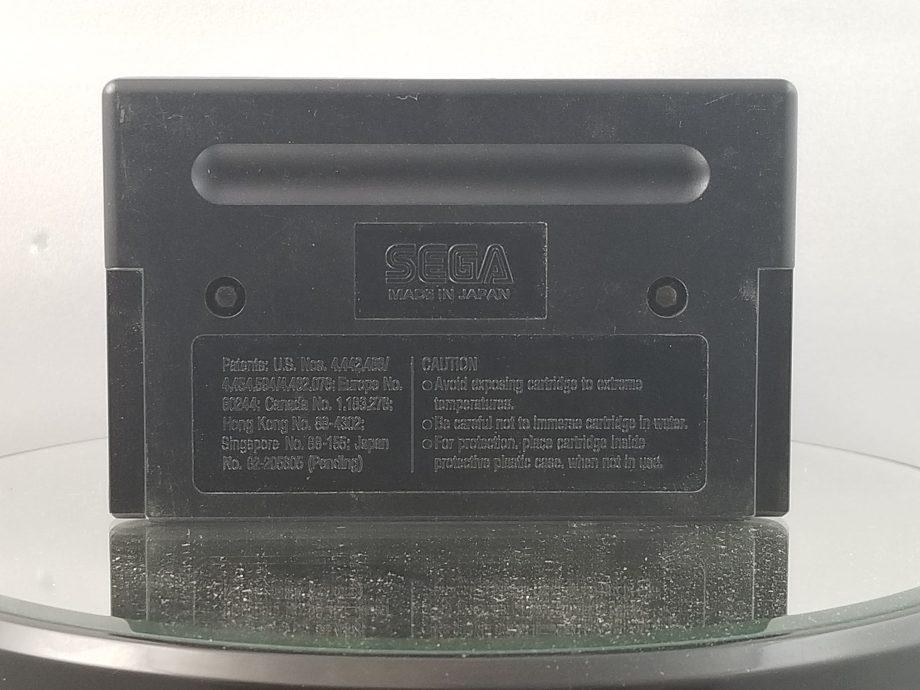 Sega CD Back Up Ram Cart Back