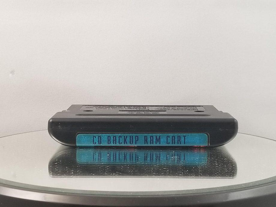 Sega CD Back Up Ram Cart Top