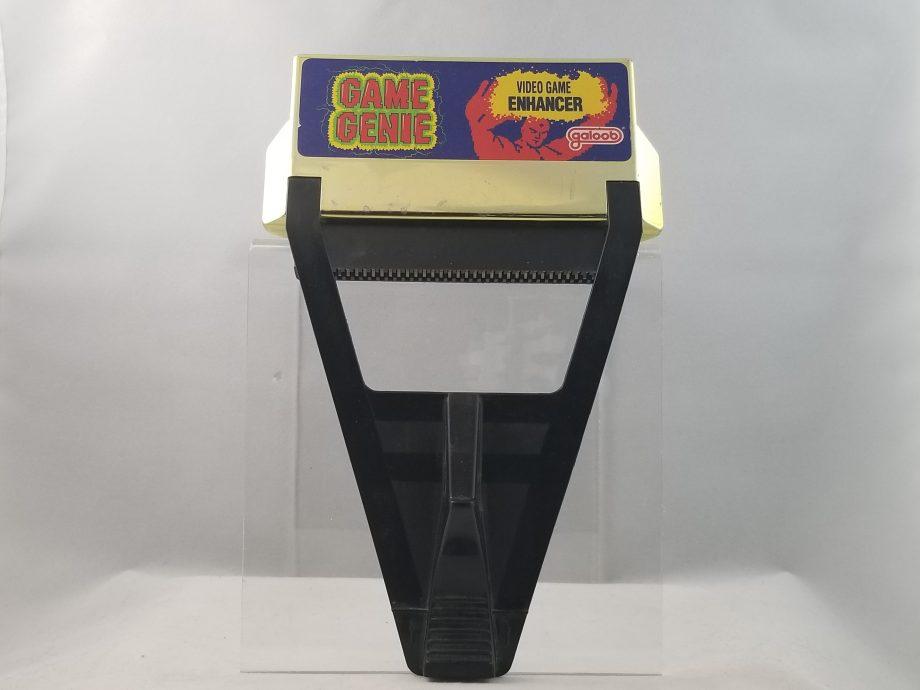 NES Game Genie Front