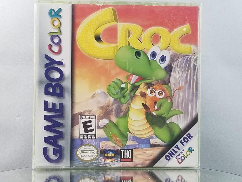 Croc Front