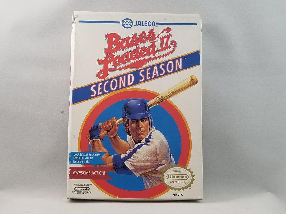 Bases Loaded II Second Season Front
