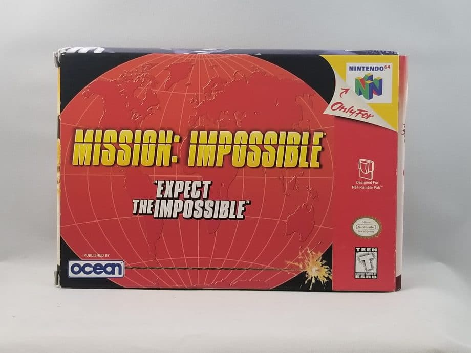 Mission: Imposssible Front