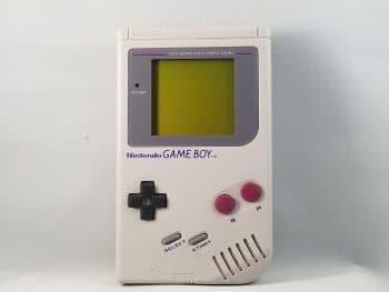 Game Boy System Pose 1