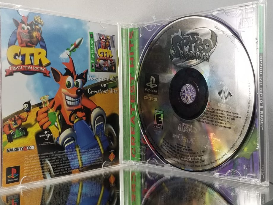 Spyro Ripto's Rage Disc