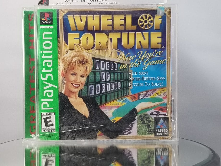 Wheel Of Fortune Front