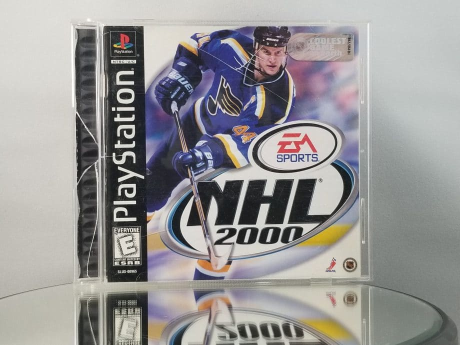 NHL 2000 Front
