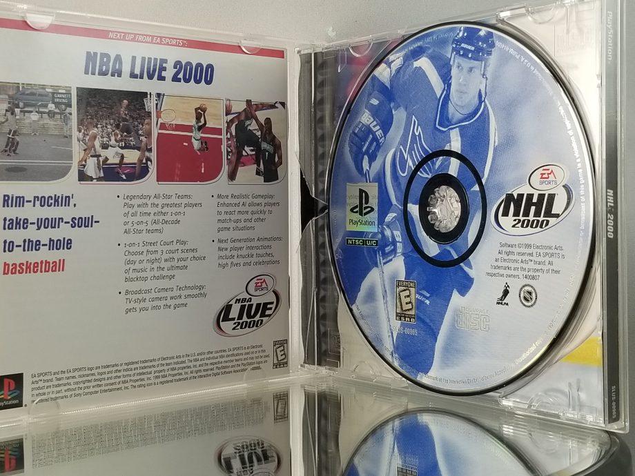 NHL 2000 Disc