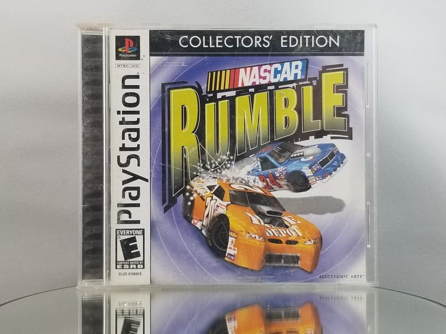 NASCAR Rumble Front