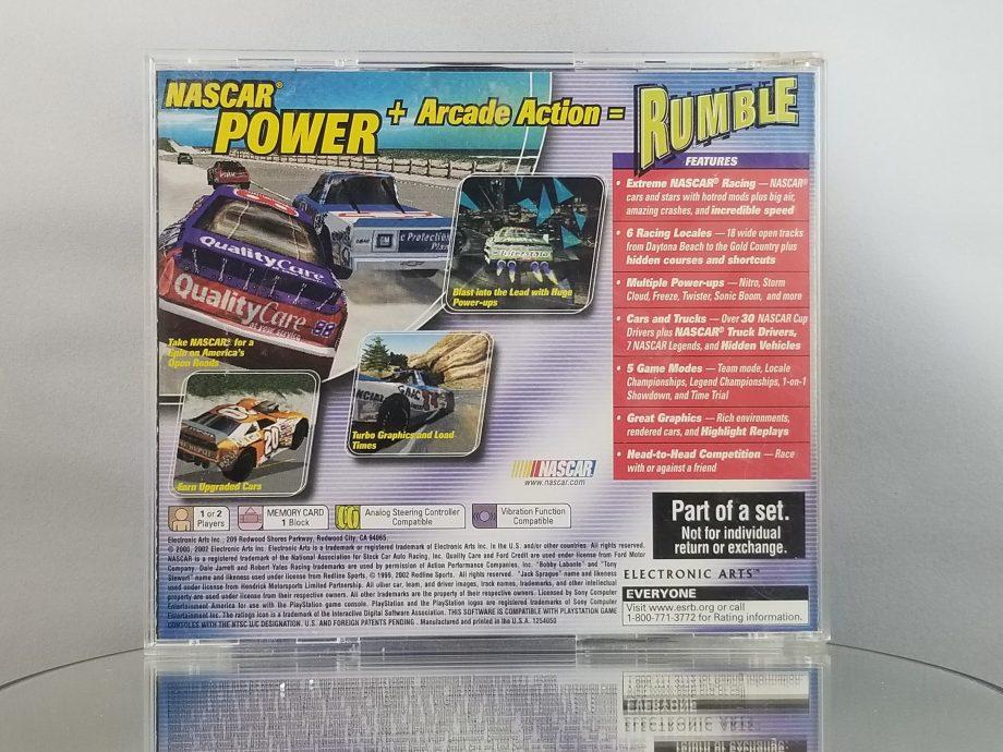 NASCAR Rumble Back