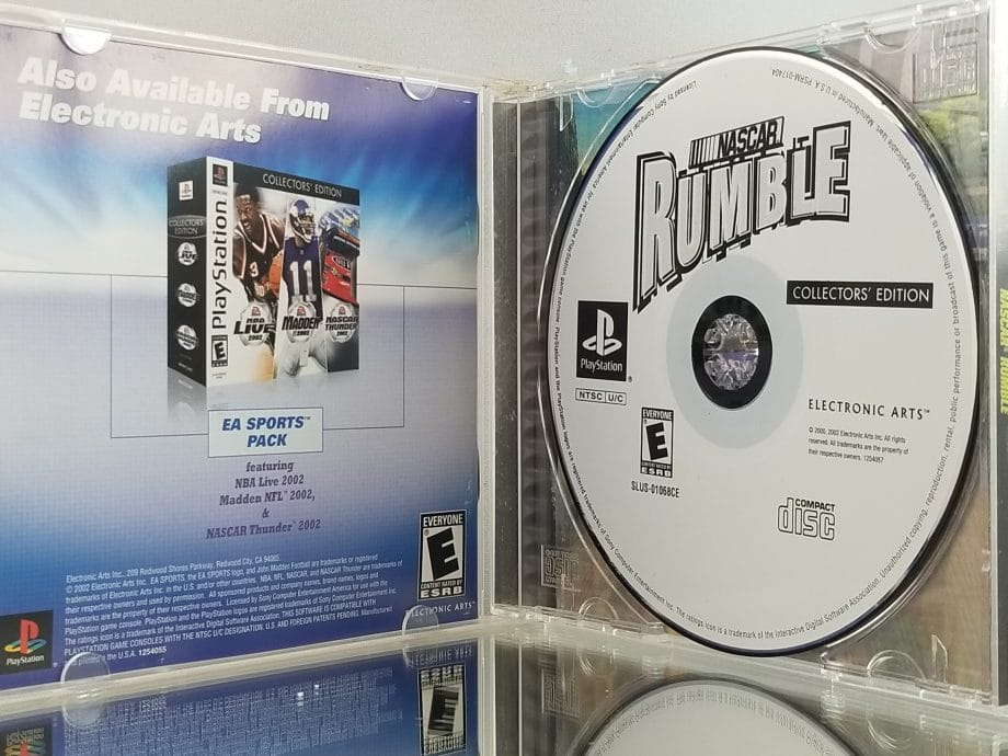 NASCAR Rumble Disc