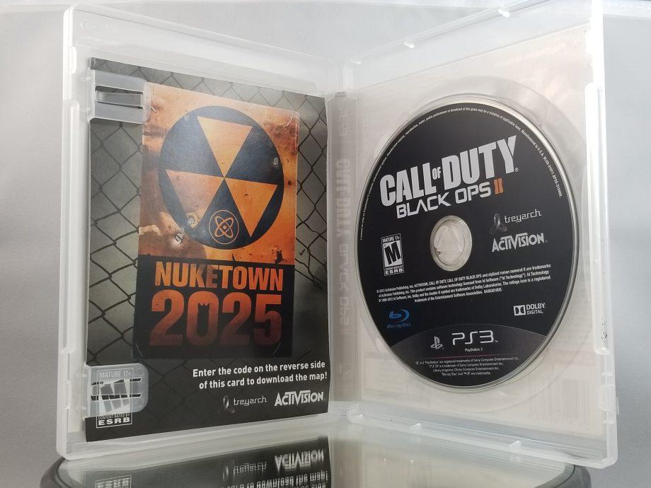 Call Of Duty Black Ops II Disc