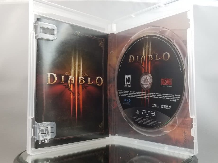 Diablo III Disc