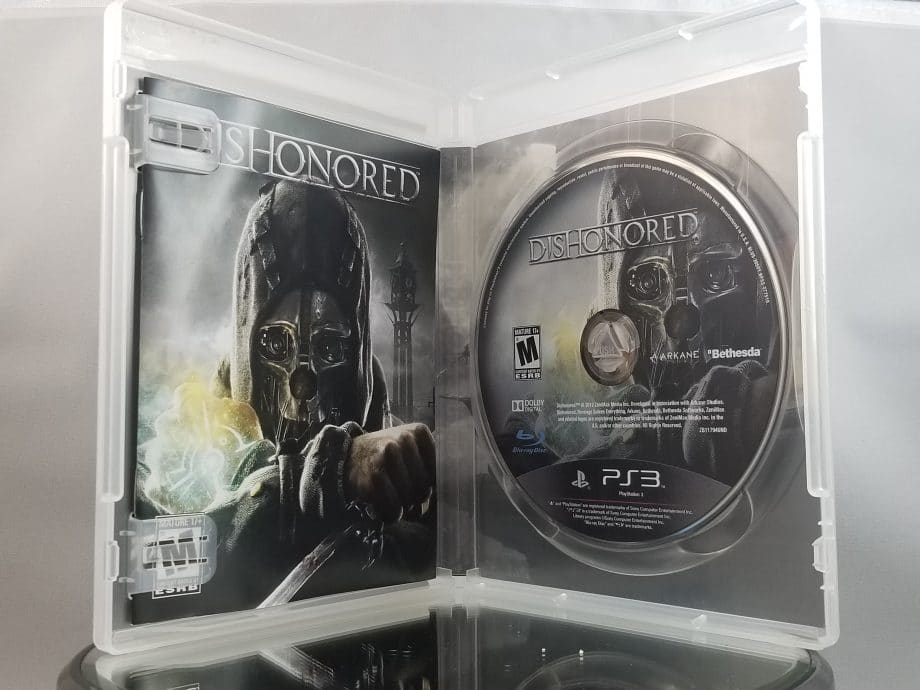 Dishonored Disc