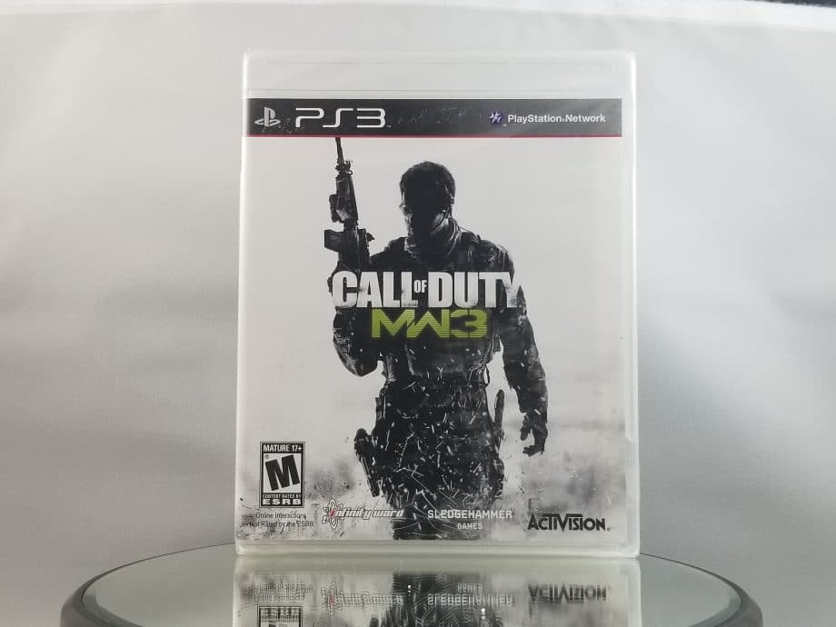 Call Of Duty Modern Warfare 3 Sealed Front