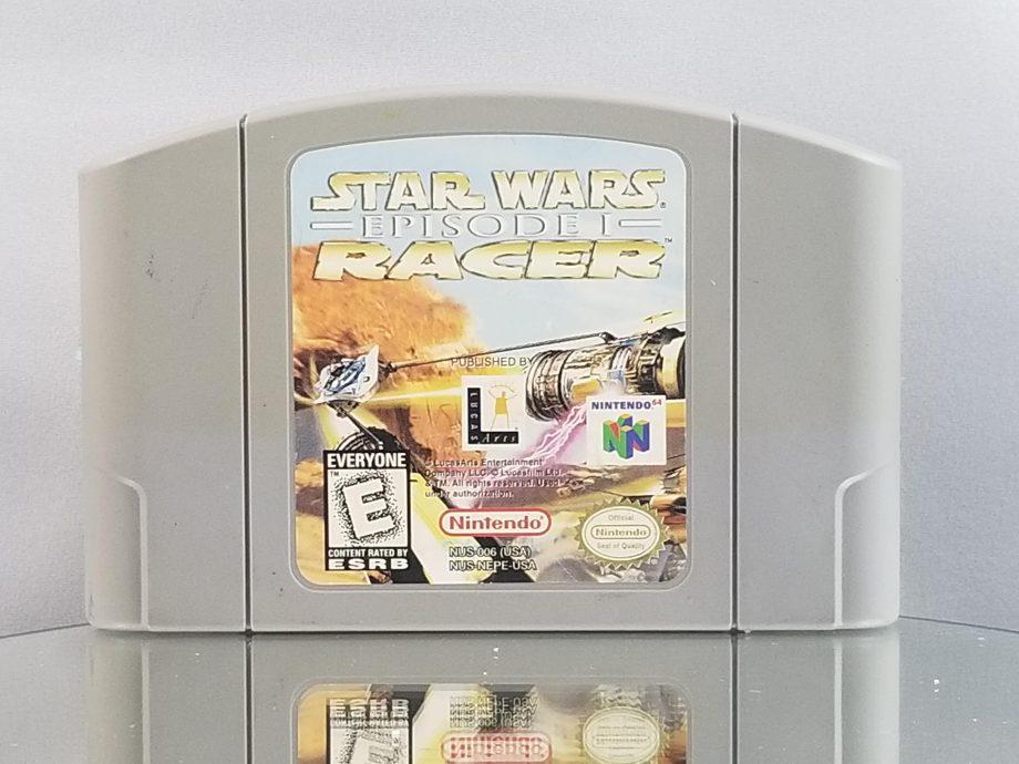Star Wars Episode I Racer Front
