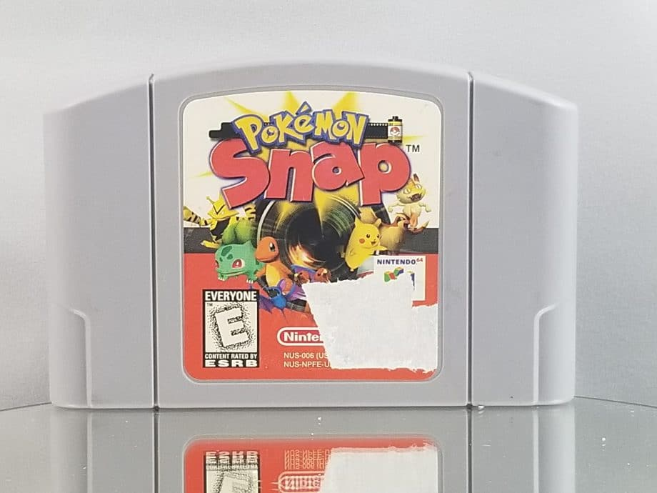 Pokemon Snap Front
