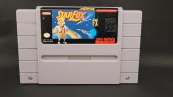 Super Nintendo Star Fox