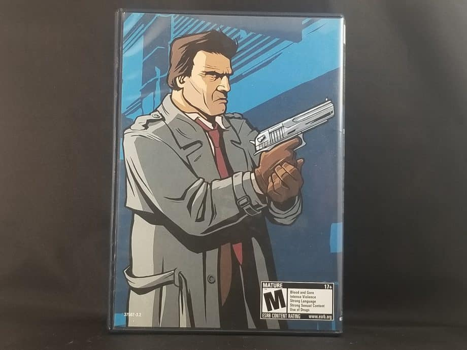 Grand Theft Auto Stories Double Pack Liberty City Stories & Vice City Stories Pose 3