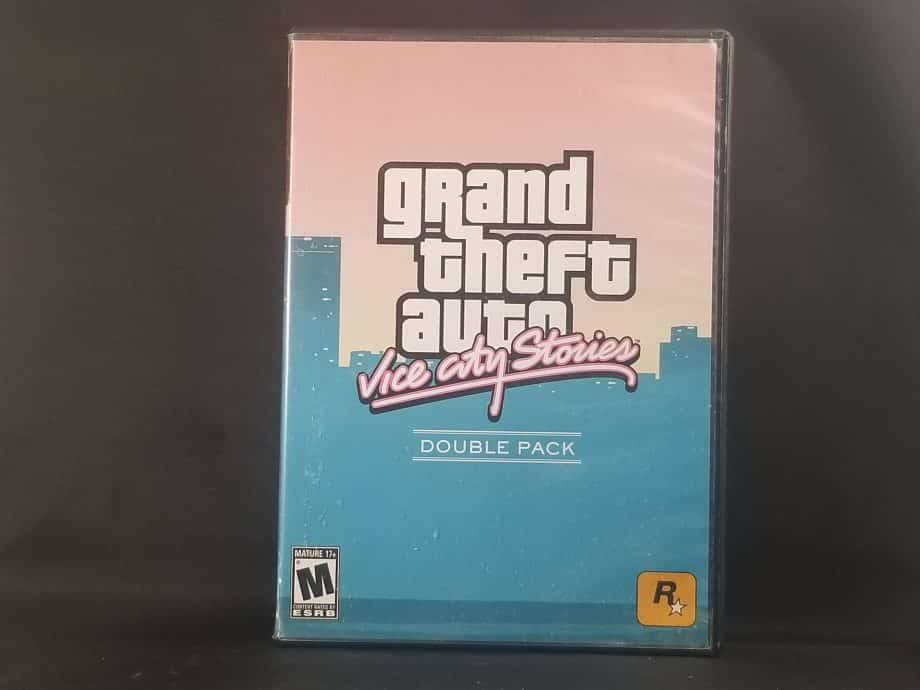 Grand Theft Auto Stories Double Pack Liberty City Stories & Vice City Stories Pose 5