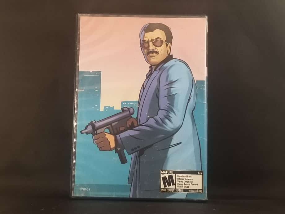 Grand Theft Auto Stories Double Pack Liberty City Stories & Vice City Stories Pose 6