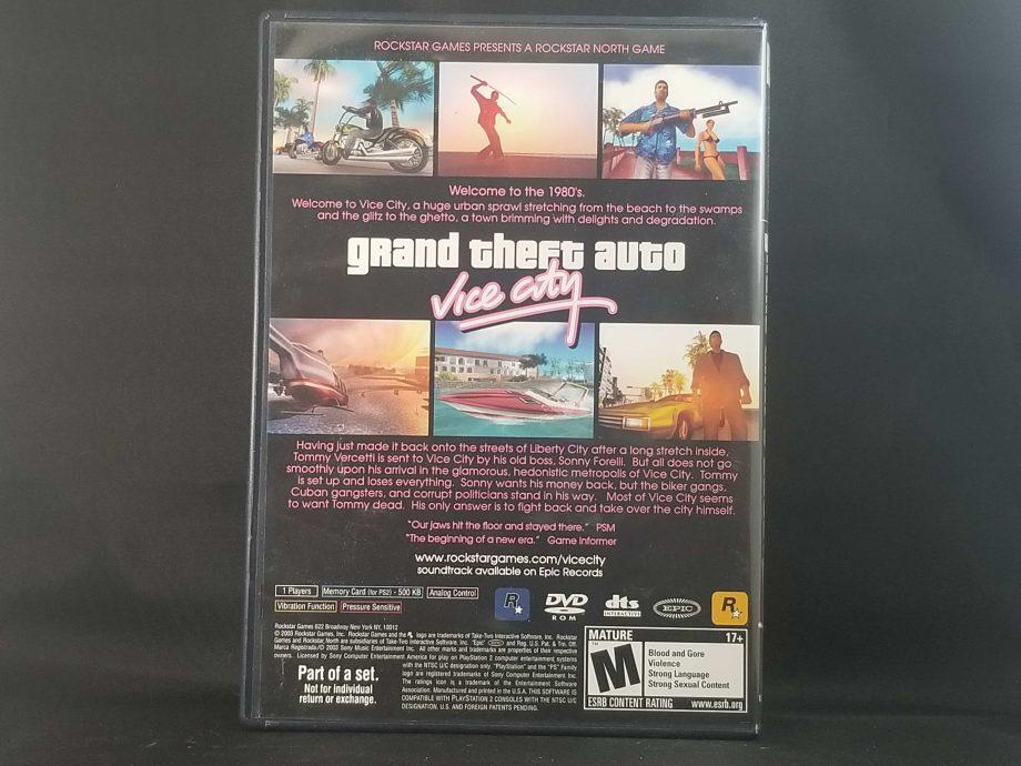 Grand Theft Auto Trilogy Pose 5