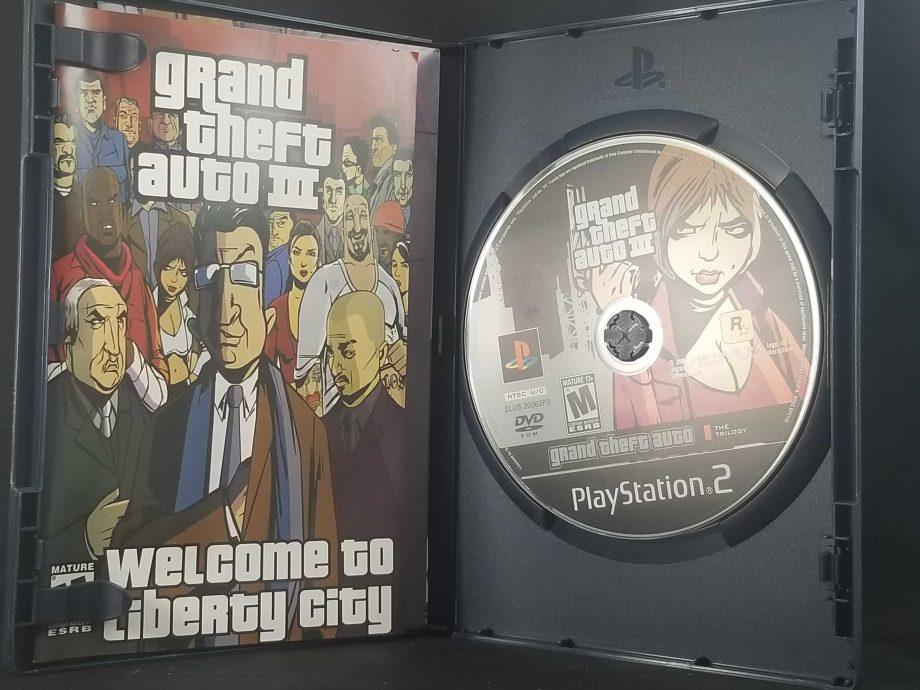 Grand Theft Auto Trilogy Pose 9