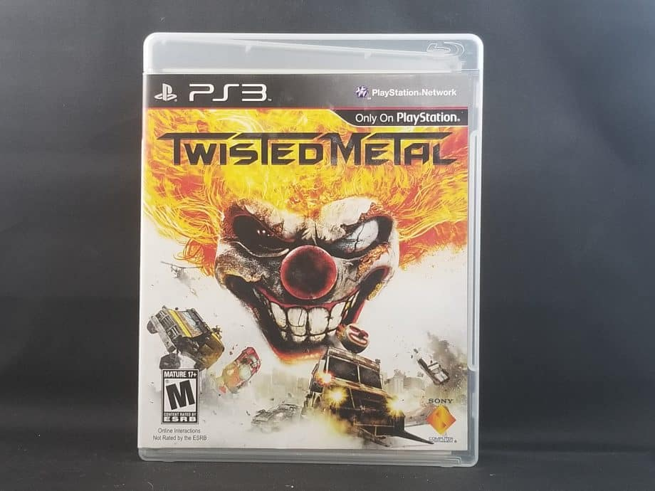 Twisted Metal Front