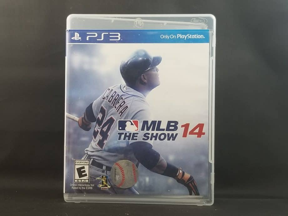 MLB 14 The Show Front